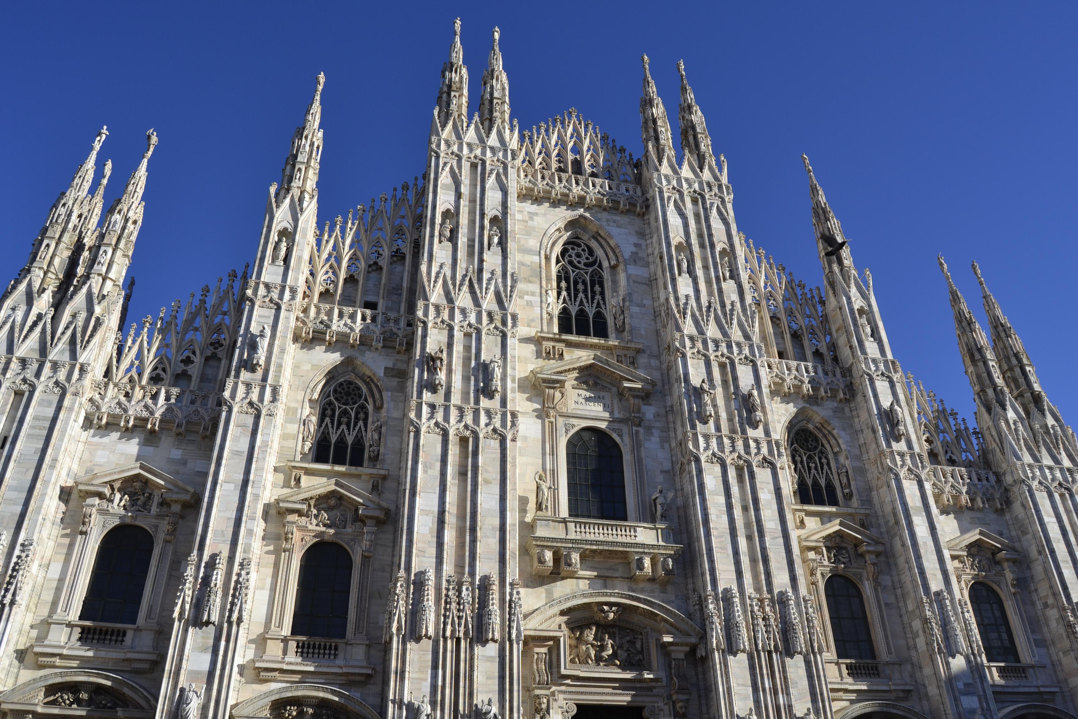 Catedral - Duomo de Milán