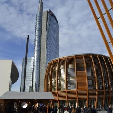 Edificios sector financero
