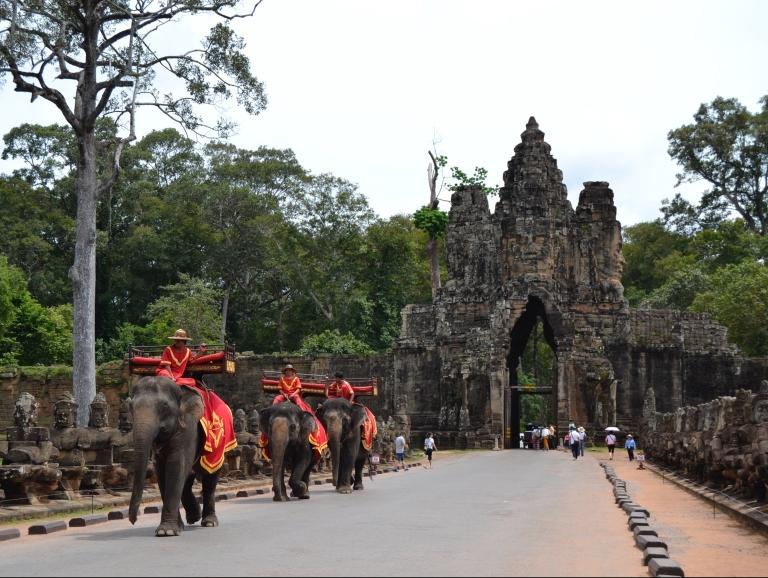 Templo de Angkor Thom