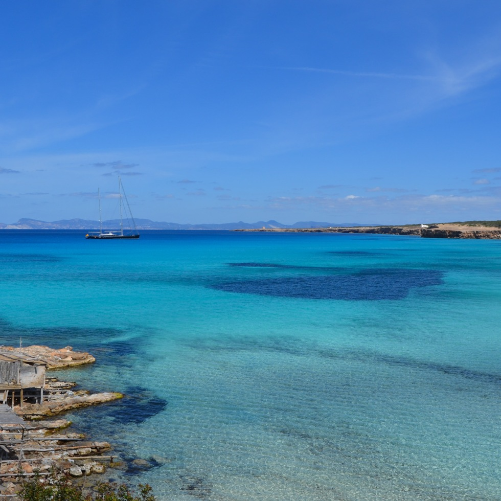 Un día por Formentera