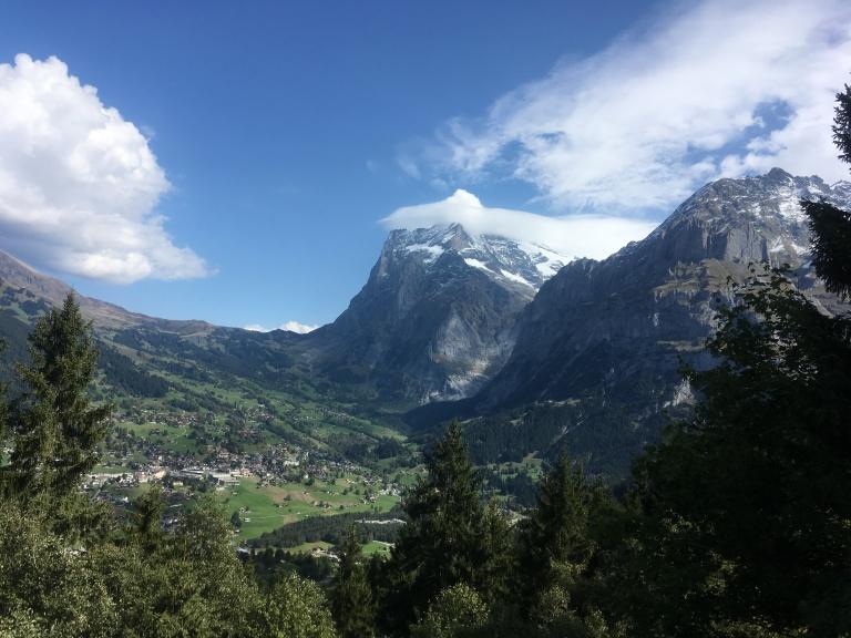 Región de Jungfrau