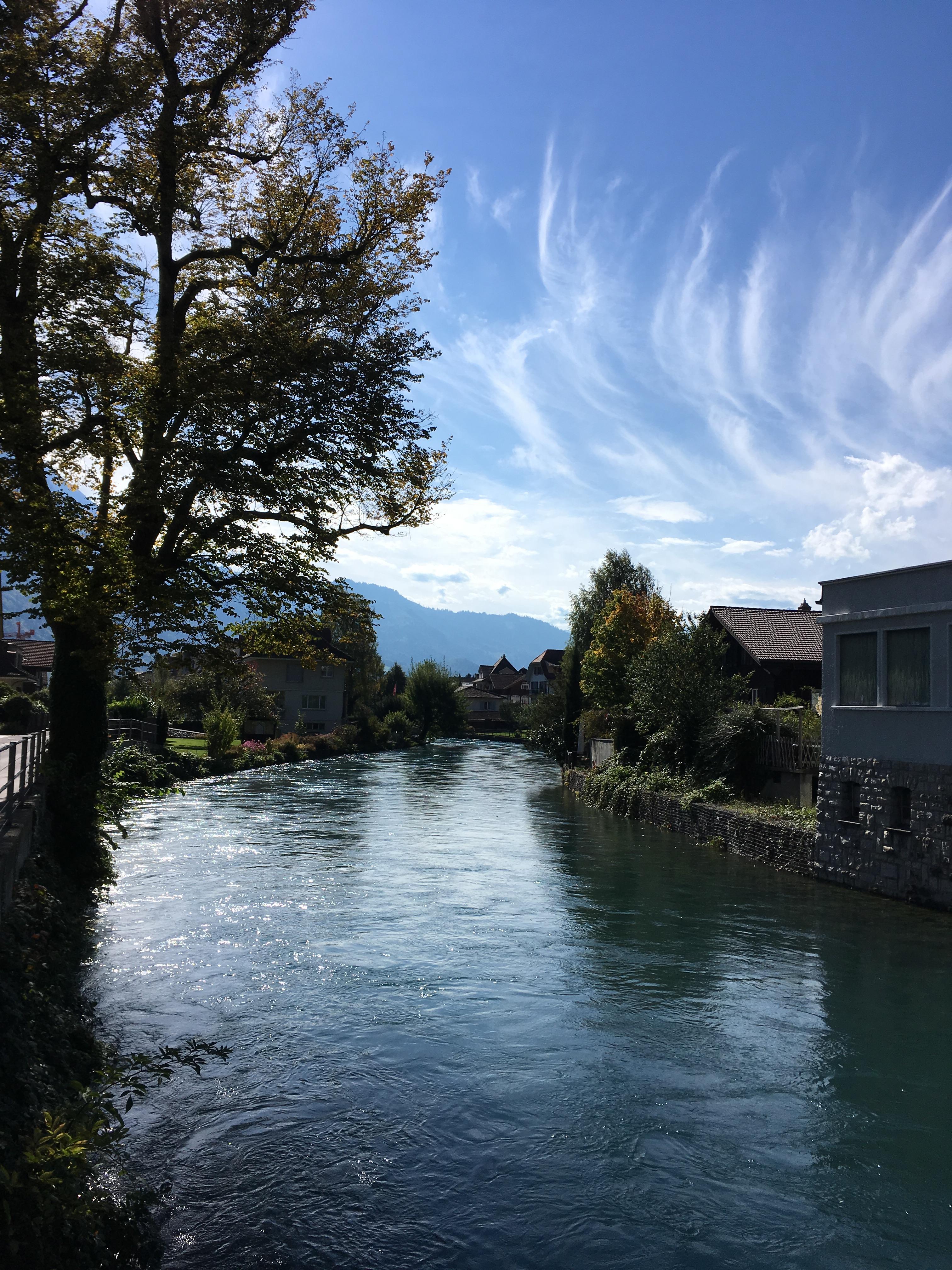 Paseo por Interlaken