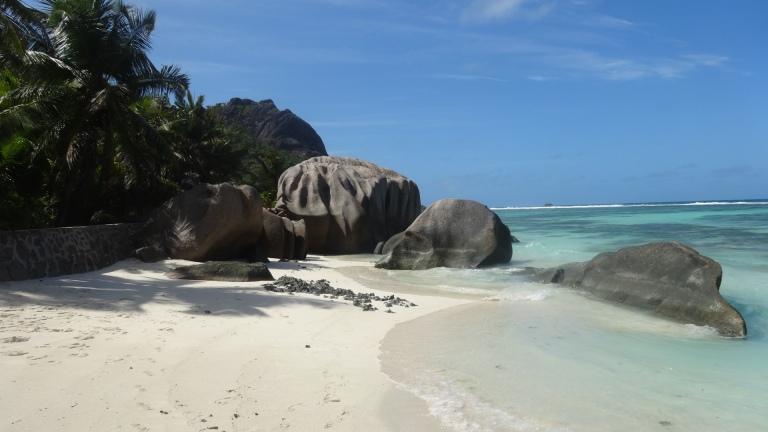 Playa de la Digue