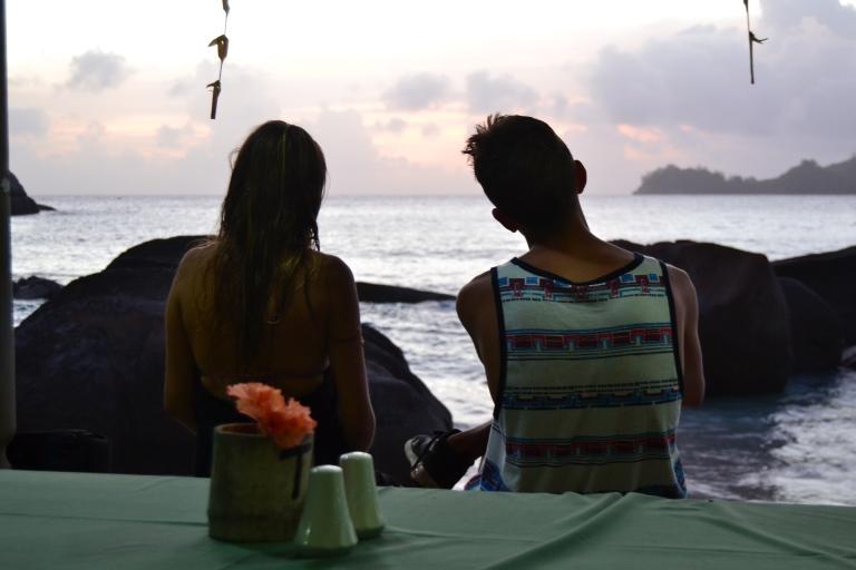 Las maravillosas puestas de sol en Mahé