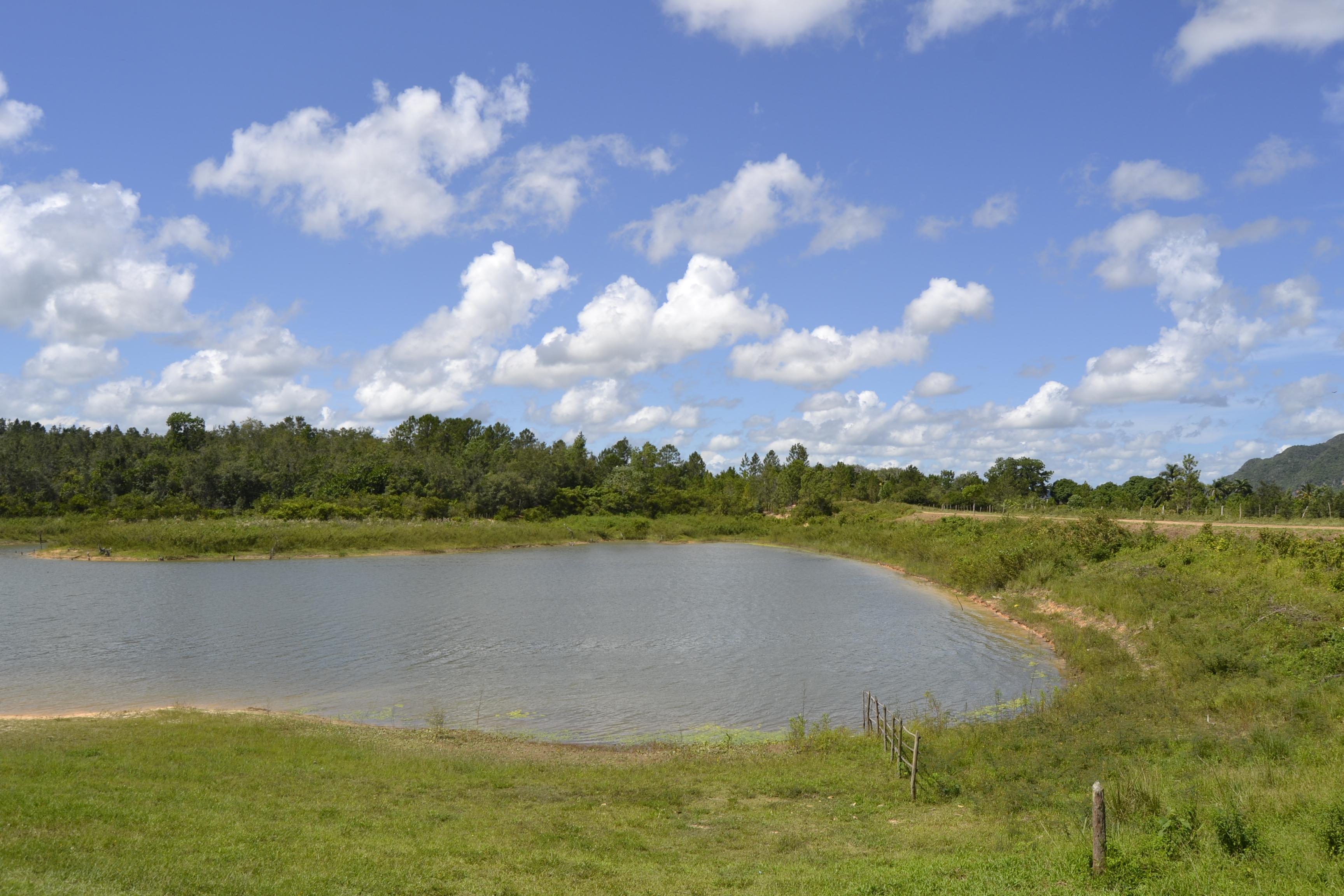 Laguna del Valel del Silencio