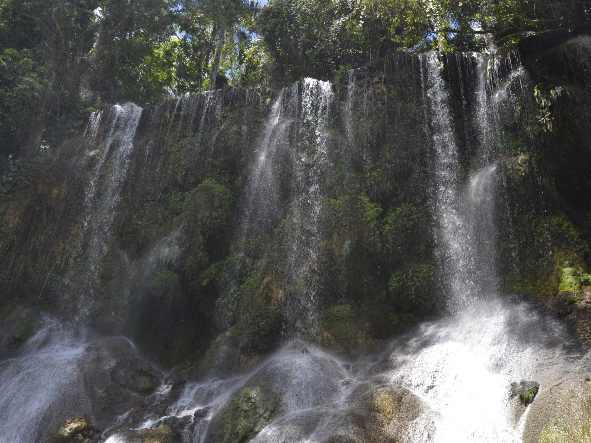 Cascadas de el Nicho