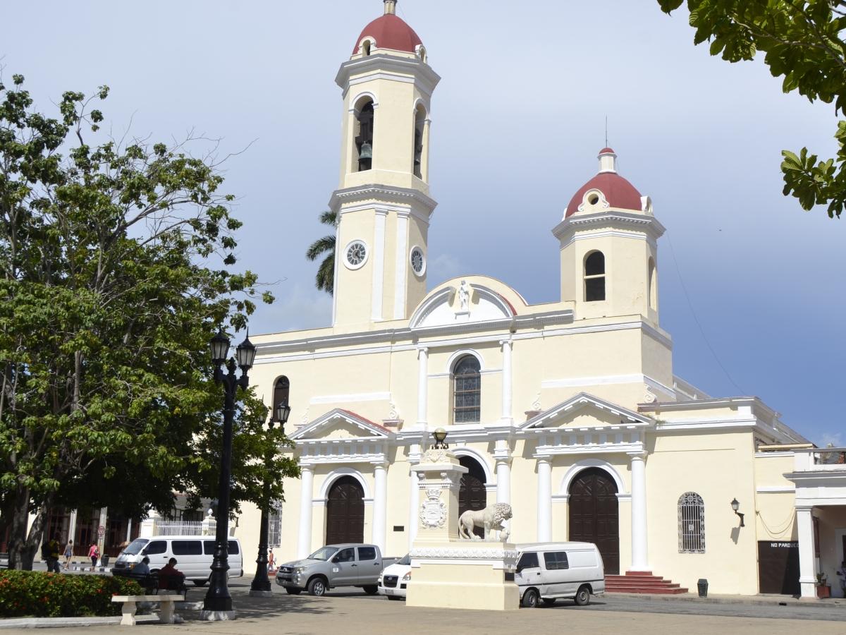 La catedral de la Purísima Concepción