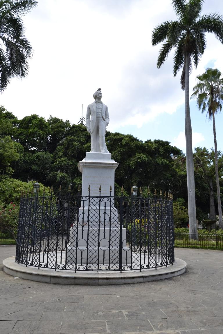 Estatua de Carlos Manuel de Céspedes