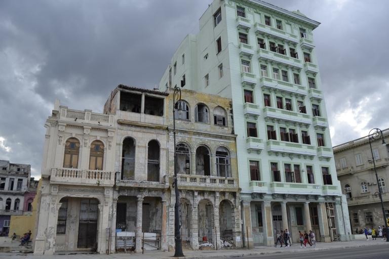 Edificios del Malecón