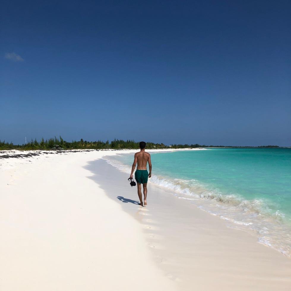 Playa Sirena, Cayo Largo del Sur